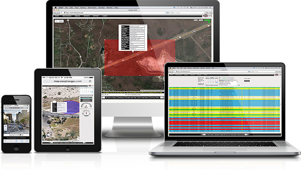 The IntelliMatics GPS Tracking System
