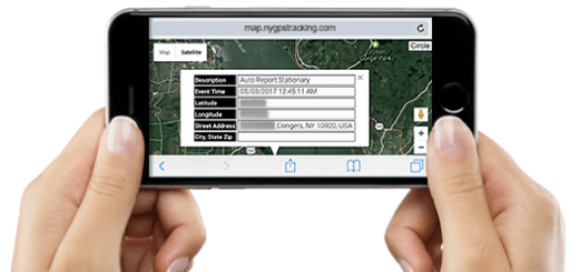IntelliMatics GPS Tracking Mobile App