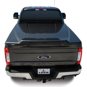 LEER 700 Series Tonneau Cover: AK Bedliners and Track Alaska
